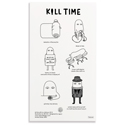 AGUA Design Tattooo - kill time